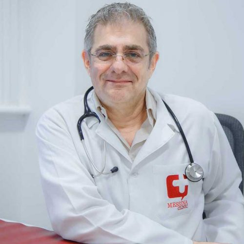 Dr Flavio Messina